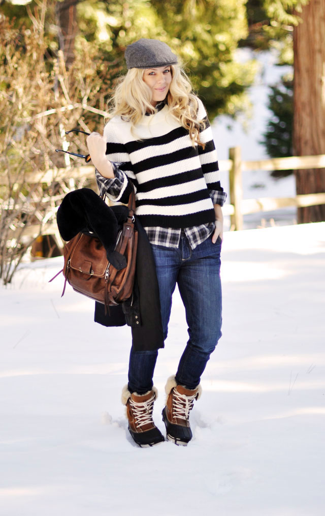 My Favorite Plaid Moments // 10 Ways I Wear Plaid | ...love Maegan