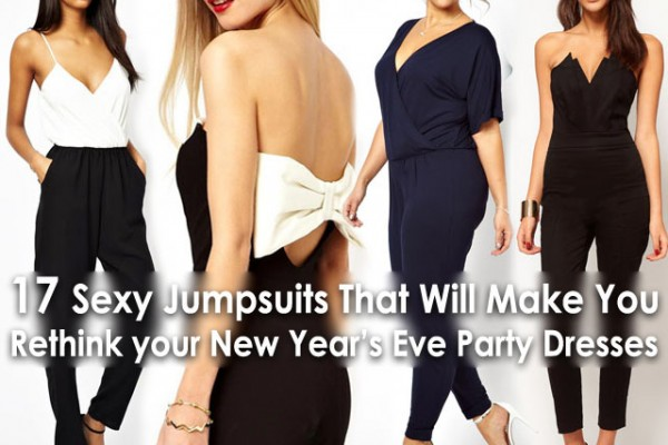 17 sexy jumpsuits