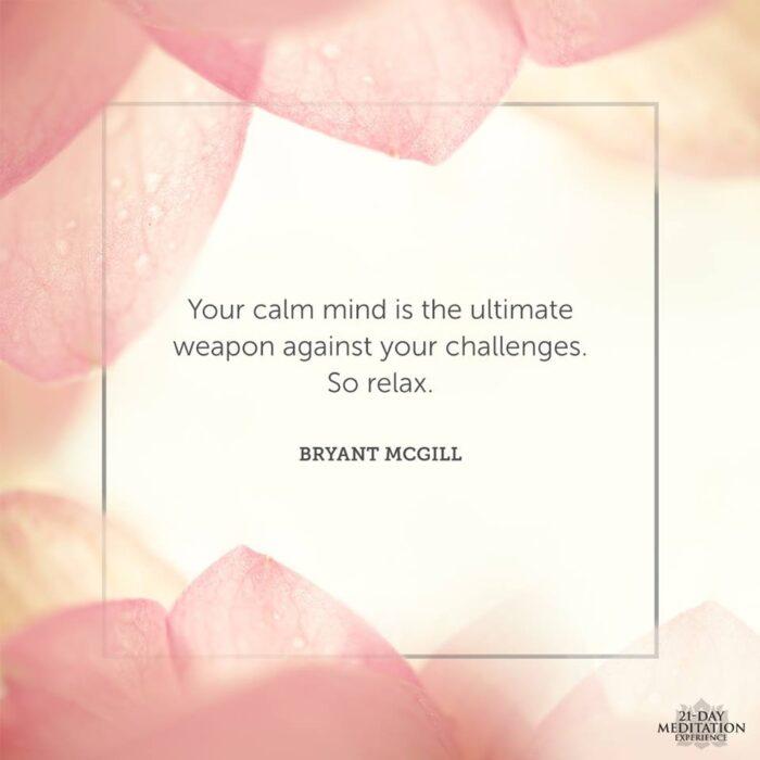 Meditation - Motivational Quotes