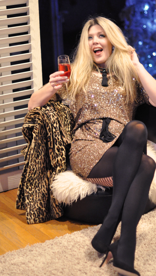 nye sequins and leopard print