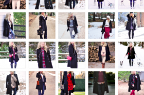Style Archives // Ways I Wore it: Vintage Military Coat