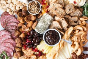 Holiday Eats // How to Build a Cheese Board – Trader Joe's Style