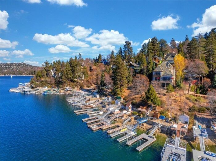 best place to live in california - lake arrowhead homes for sale