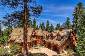 "Sunday House Crush // Lake Arrowhead ""Aspen"" Estate"