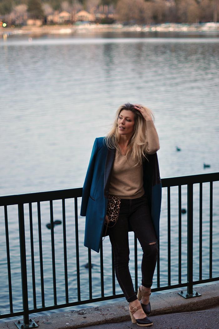 life in lake arrowhead, easy winter style