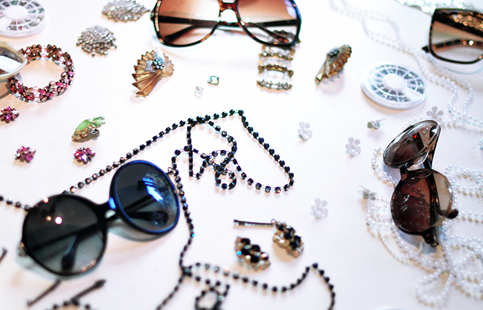 4 Fab DIY Embellished Bedazzled Sunglasses For the Bling of It ...