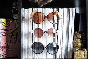 4 Fab DIY Embellished Bedazzled Sunglasses For the Bling of It!