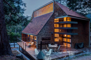 Sunday House Crush // The Ferber House in Lake Arrowhead