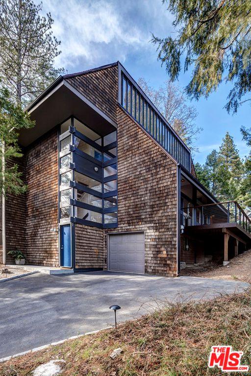 the ferber house in lake arrowhead