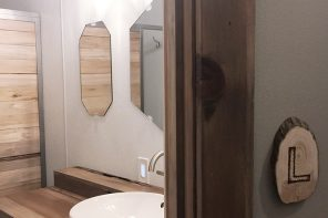 Dogwood Tavern Restroom Renovation // Before and After