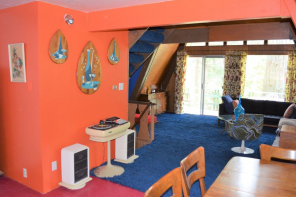 Sunday House Crush // Retro '70s Time Capsule Cabin