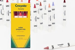 Beauty // New! Makeup Line by Crayola -YES CRAYONS!