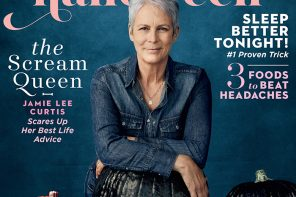 Life Lessons from Scream Queen Jamie Lee Curtis