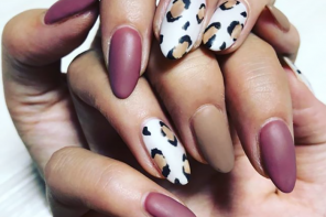 Beauty // 9 Cute-Sexy-Chic Leopard Print Nail Ideas