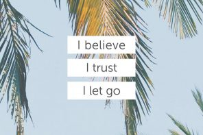 #MondayMotivation // Meditation & Letting Go