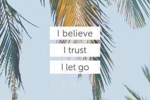 #MondayMotivation // Meditation & Letting Go