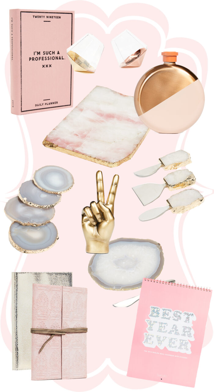 pretty pink post hostess gifts gift guide holidays