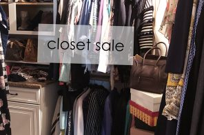 My Personal CLOSET SALE! STARTS NOW!