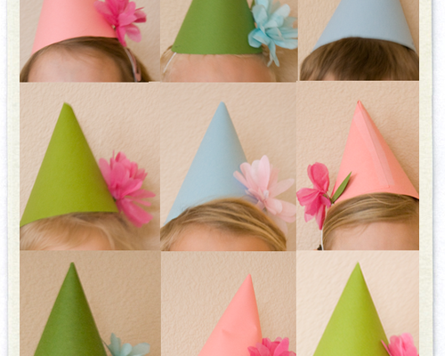 DIY Girls Party Decor