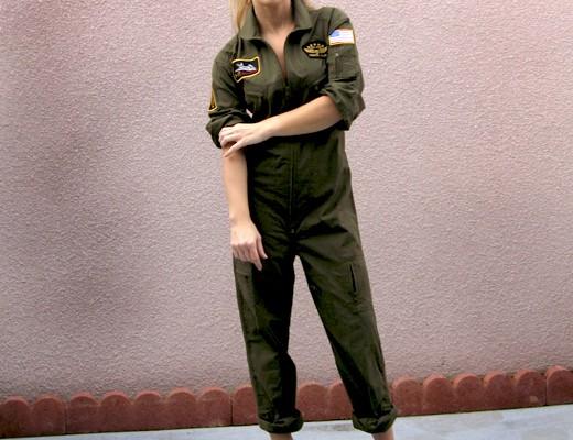 Top Gun halloween costume