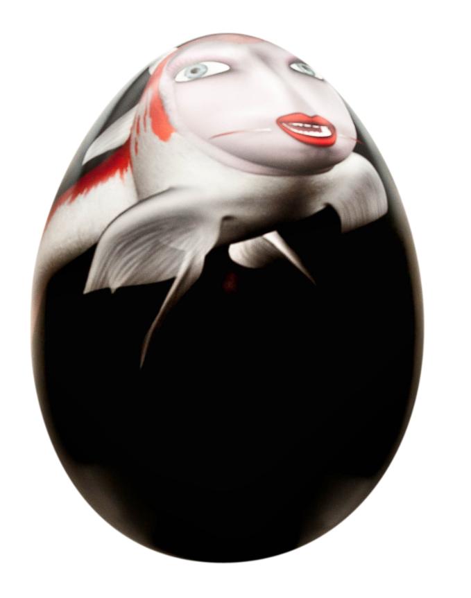 Fabergé's Big Egg Hunt