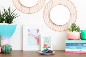 Decor Hack // 5 Fun & Simple DIY Mirrors