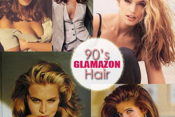 90s hair styles -GLAMAZON