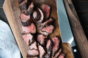 How-to Make Balsamic Grilled Hanger Steak