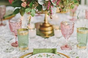 Pretty & Feminine Spring Table Inspo: Modern Marie Antoinette
