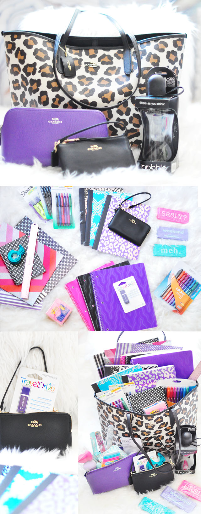 Bobble+Coach Back to school giveaway