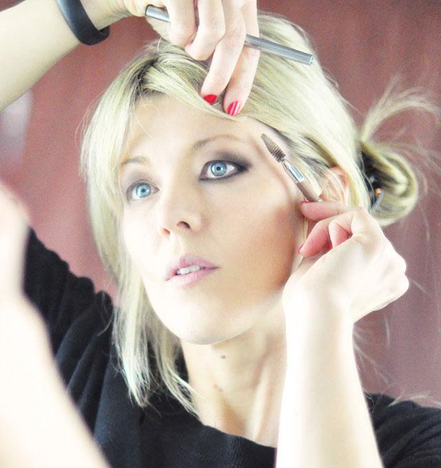 Brigitte Bardot 60s Makeup tutorial-6