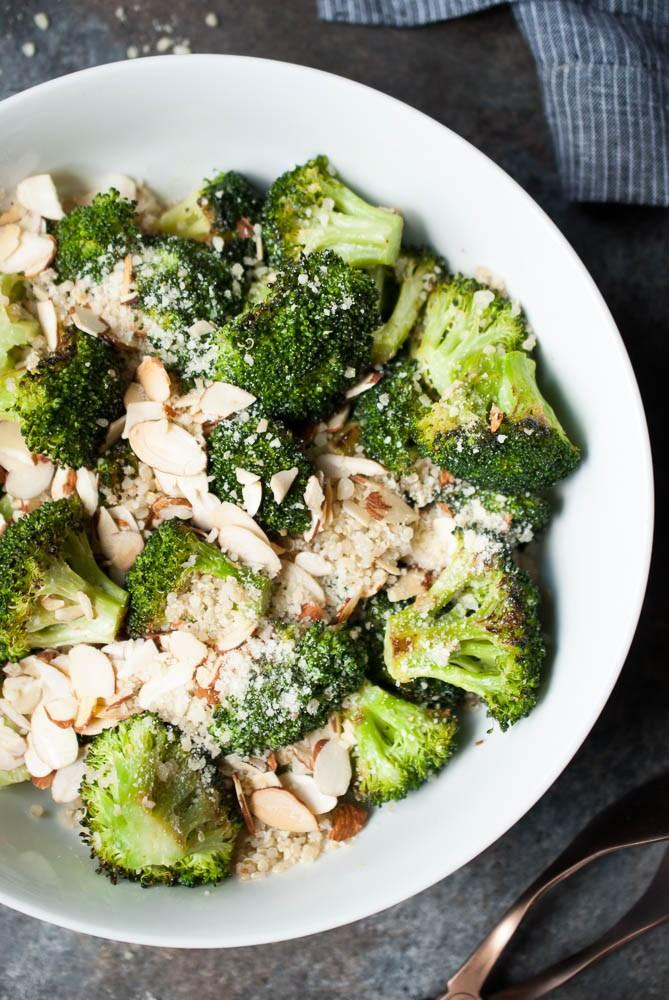 The best Broccoli-Quinoa-Salad