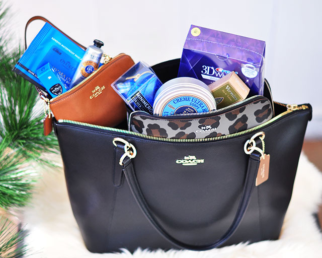 Coach bags + Beauty giveaway