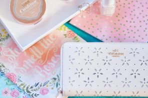 As Good As Rose Gold // July Coach + Swarovski + L'Oreal Giveaway