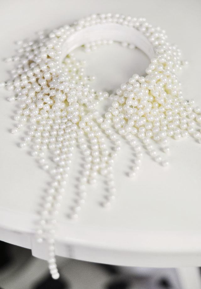 DIY Dior necklace -15
