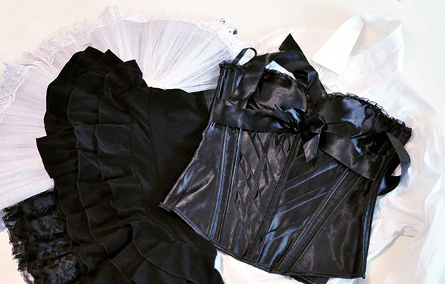 how to make a harley quinn costume arkham asylum