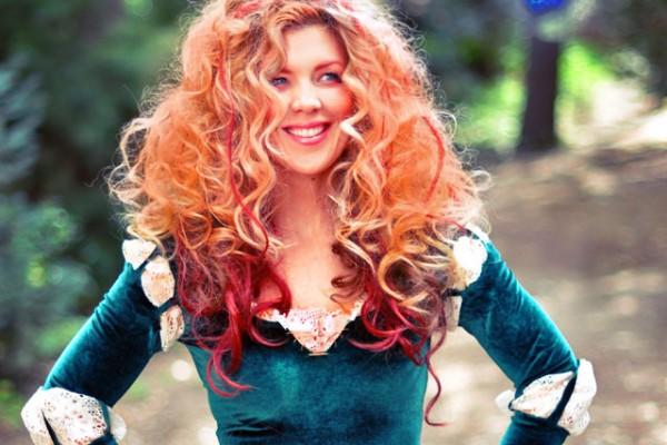 DIY-Merida-HAIR-and-Makeup-costume1