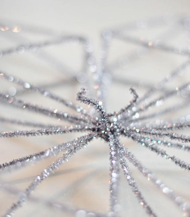 DIY Snowflake Tree Topper-6