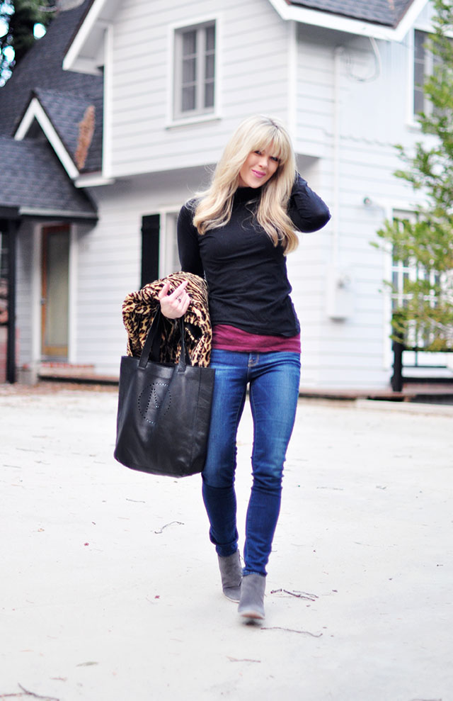 Easy outfit_Jeans_Boots