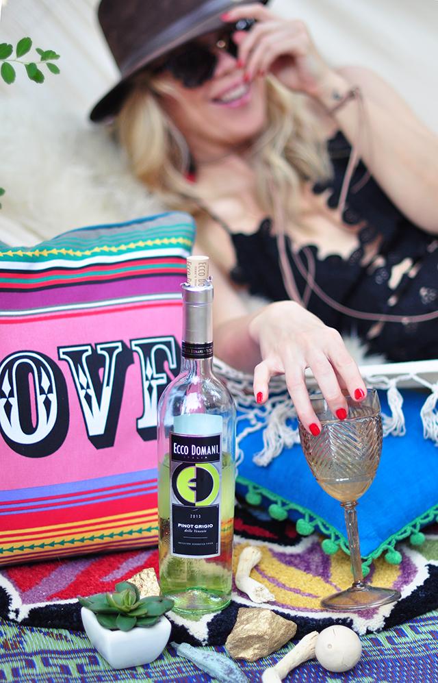 Ecco Domani Wine_Love