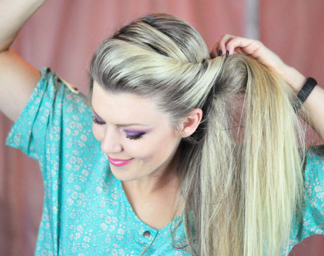 Astounding Elsa Hair Tutorial Twist W Bun Amp Bangs Queen Of Arendelle Short Hairstyles Gunalazisus