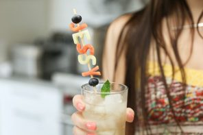 The Cutest Edible Drink Markers & Stirs for Summer