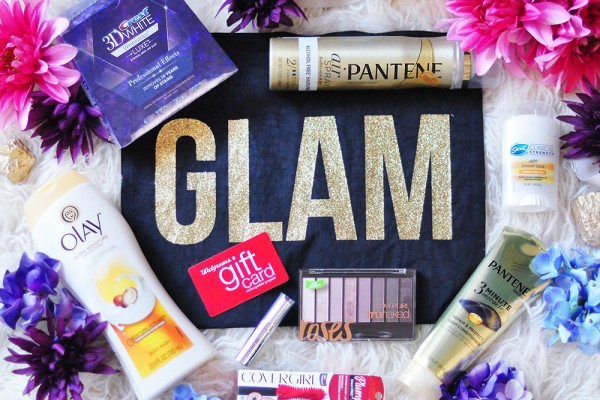 GLAM Walgreens People's Choice Awards Giveaway
