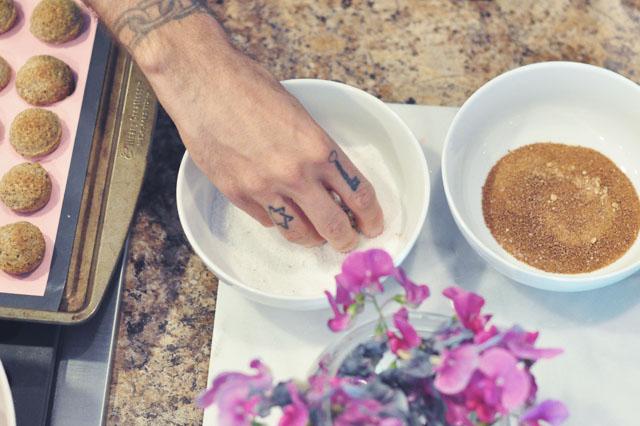 Healthy Mexican Wedding Cookies recipe -3