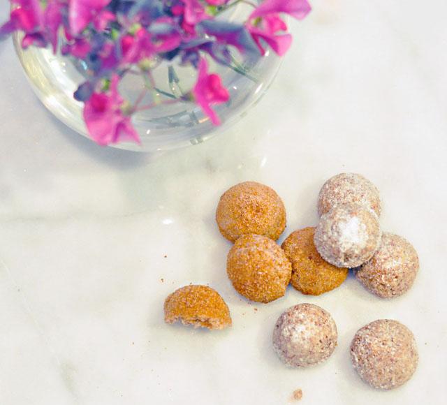 Healthy Mexican Wedding Cookies -recipe -4