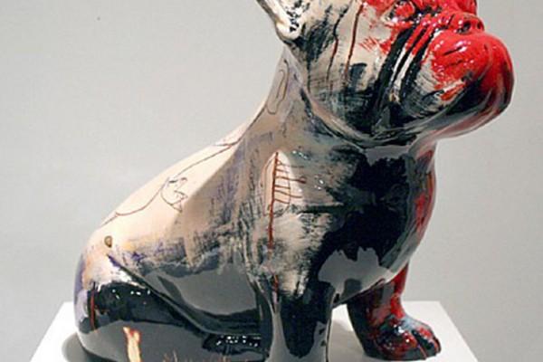 Julien+Marinetti-french+bulldog+sculptures-1