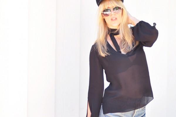 LA summer style-levis