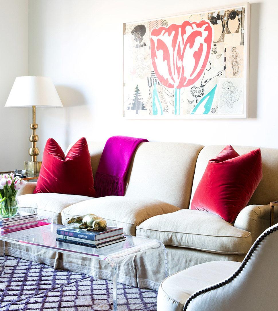 Lilly Bunn Interiors brights