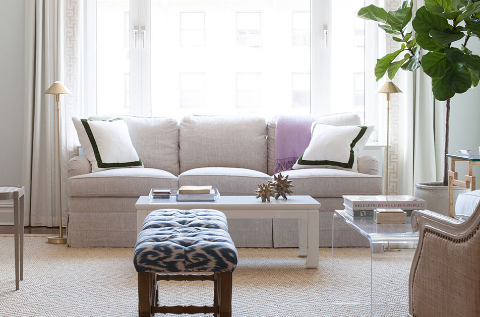 Lilly Bunn Interiors -classic living room_fiddle fig leaf