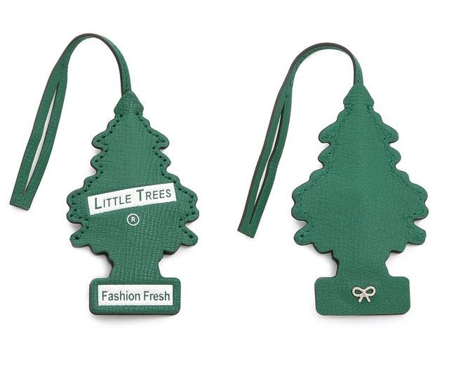 Little trees freshener hand bag